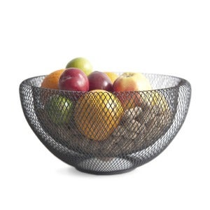 Image of NEST BOWL BLACK L