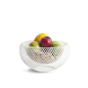 Image of NEST BOWL WHITE M