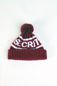 T-shirt design Burgundy Bobble