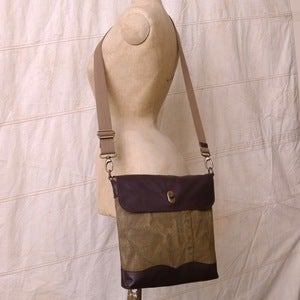 Image of Reclaimed Tent Canvas Mini Explorer