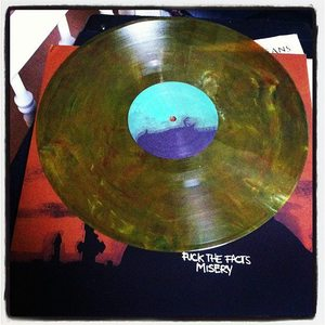 Image of Misery EP vinyl