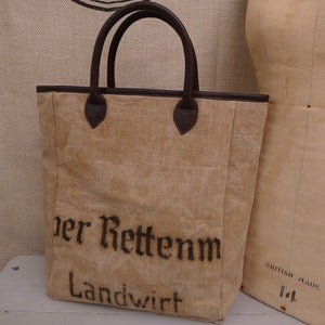 Image of German Rope Handle Tote