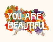 Image of YOU ARE BEAUTIFUL - Archival Print