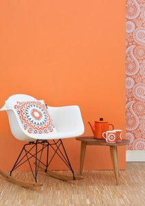 Image of Mini Moderns Environmentally Responsible Paint - TANGERINE DREAM
