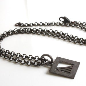 Image of Suspension Bridge Necklace