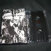 "Image of AKITSA / THESYRE ""Contre-courant"" Cassette"