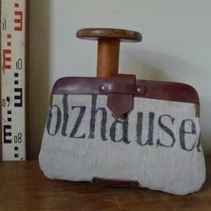 Image of German Double Clutch / ipad Cover
