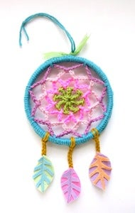 Image of Firefly Dreamcatcher