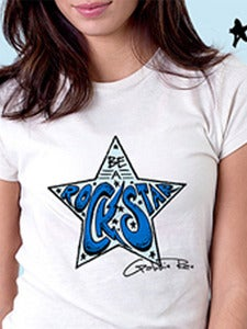 Image of Gabbie Rae Rock Star Tee - NEW!