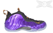 Image of Foamposite One Phoenix Suns