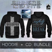 "Image of Sinners To Saints ""The Greatest of These"" Hoodie Pre-order Package"