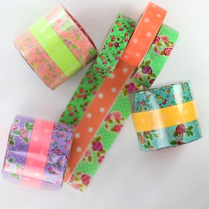 Image of Rose Washi Tape