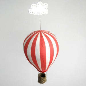 Image of Air Balloon Kit - Red Stripe