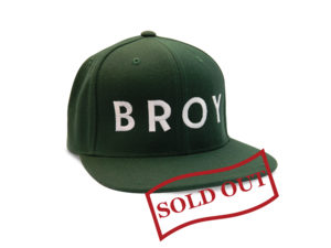 Image of Original Green Snapback