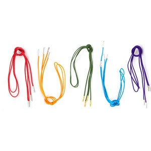 Image of Colourful Laces
