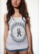 Image of Crest Tank White