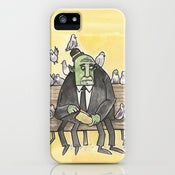 Image of Mister Maple Iphone case