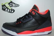 Image of Air Jordan III &quot;Crimson&quot;