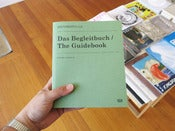 Image of Das Begleitbuch/ The Guidebook