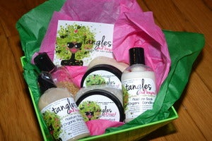 Image of The EVEN BETTER Tangles and Beyond Moisture Kit!