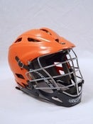 Image of Orange Men's Cascade Pro 7 Lacrosse Helmet