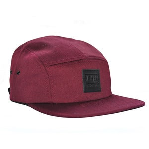 Image of NVMBR - Heritage 5 Panel Camp Cap