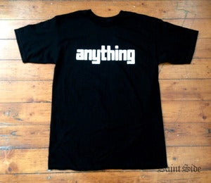 Image of aNYthing - Speedball Logo Tshirt