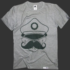 Image of Ruddy Sergeant Heather Green Mens T-shirt