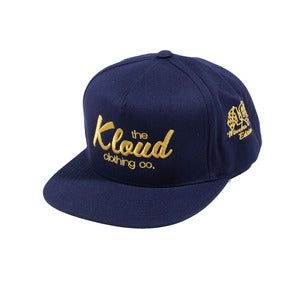Kloud Classic Snappy Navy (WC)