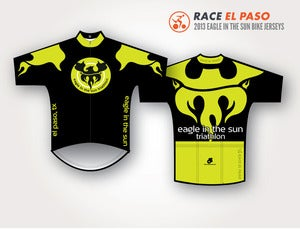 Image of Eagle in the Sun Triathlon Jersey
