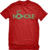 Image of MENS NO 5 HOLE LOGO T-SHIRT (Minnesota)