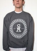 Image of Crest Sweatshirt Grey - Men's