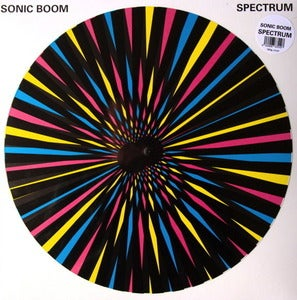 Image of SONIC BOOM | SPECTRUM LP