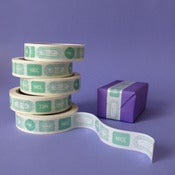 Image of Biscuits Sticky Tape - Mint