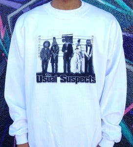 Image of THE USUAL SUSPECTS CREW-NECK 