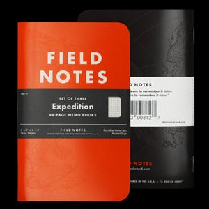 Image of Field Notes Ltd Ed. Expediton Edition