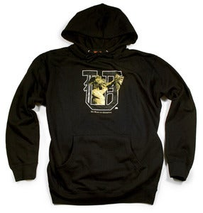Image of TROPHY PIECE P/O HOODY | black