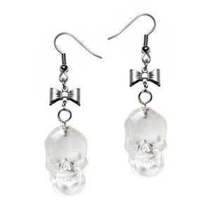 Image of Voodoo Skull Earrings