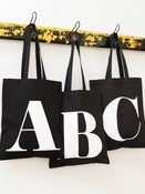 Image of Bags - Alphabet