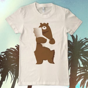 Image of California Bear Tee, Second Edition