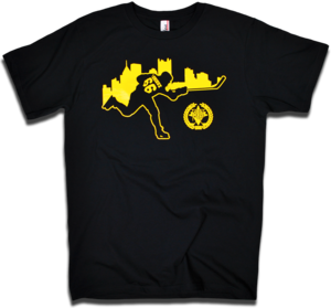 Image of Mario Lemieux &quot;Adopted Son&quot; tee by Backpage Press