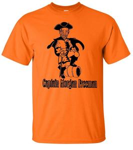 Image of CAPTAIN MORGAN FREEMAN T-SHIRT
