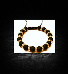 Image of Perdiem Clothing Black Pharoah Bracelet