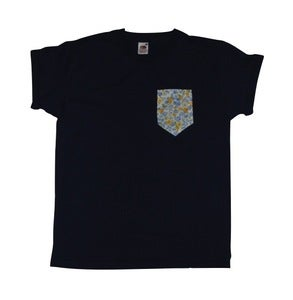 Image of Floral Pocket Tee (Limited Edition)