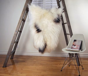 Image of Large Spotted Sheepskin SP-155