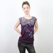 Image of PurpleButterfly Bamboo T