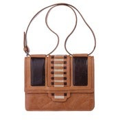 Image of Rumba Satchel - Nudes Tan