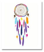 Image of Kids Holiday Workshop  - DIVINE DREAM CATCHERS - Friday April 12, 2013