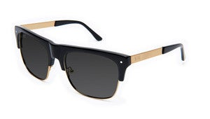 Image of 9FIVE J'S BLACK & GOLD POLARIZED