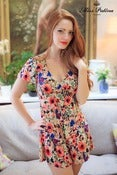 Image of Flower Power Playsuit